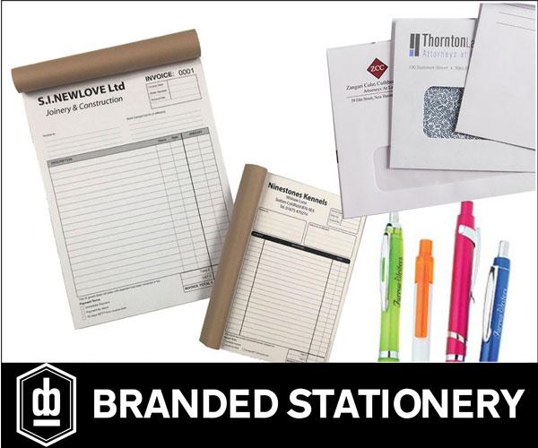 Branded Stationery